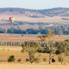 Hot air ballooning, Canowindra