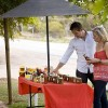 Roadside produce, The Murray