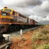Southern Aurora train