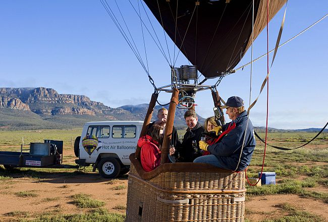 Air Balloon Ride