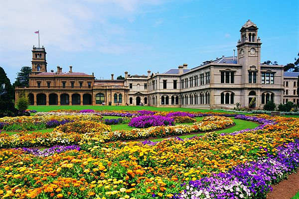 Werribee Mansion at Werribee Park