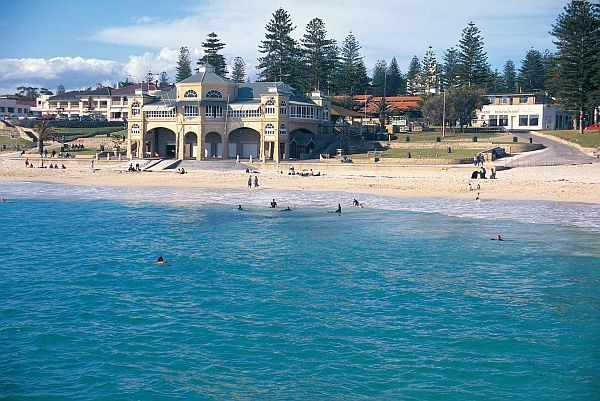 Cottesloe Beach and Indiana