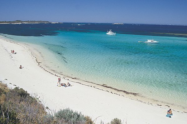 Parker Point, at Rottnest Island
