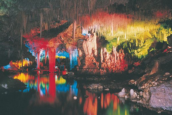South West cave