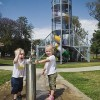 The Big Rocket at Kirkby Park
