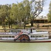 PS Melbourne paddle steamer, The Murray