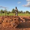 Cobar Miners Memorial