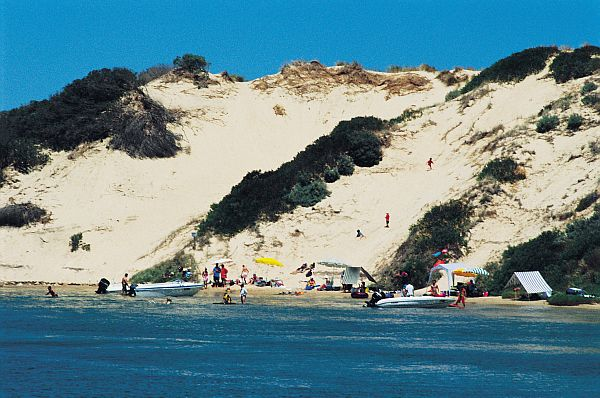 Water Sports - Coorong National Park