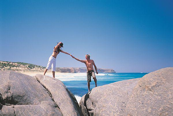 Beach West Cape