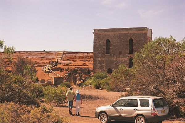 Moonta Mines