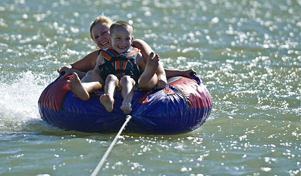 Fun on the Murray River