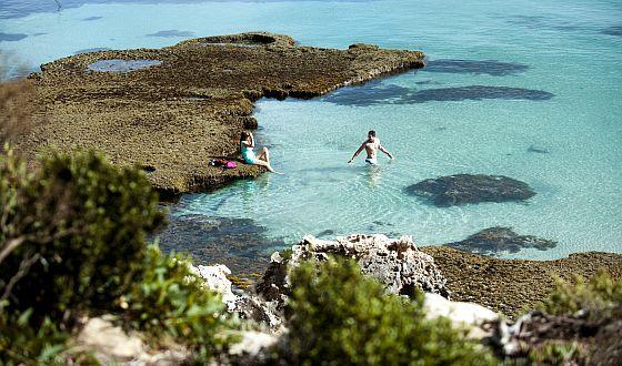 Vivonne Bay Beach