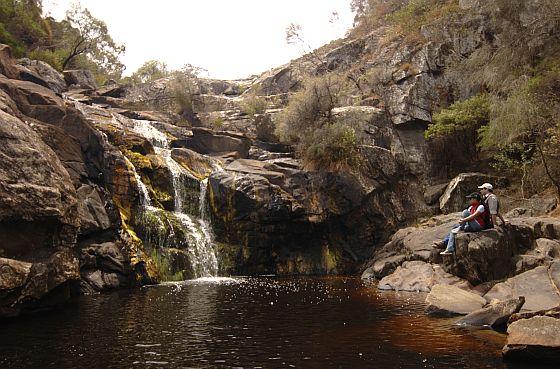 Waterfall - Deep Creek Conservation Park