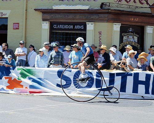 National Penny Farthing Championship 1996