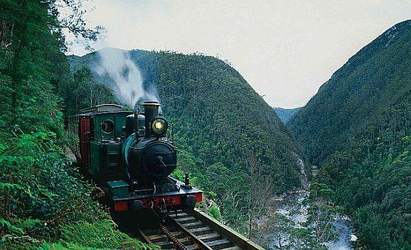 West Coast Wilderness Railway
