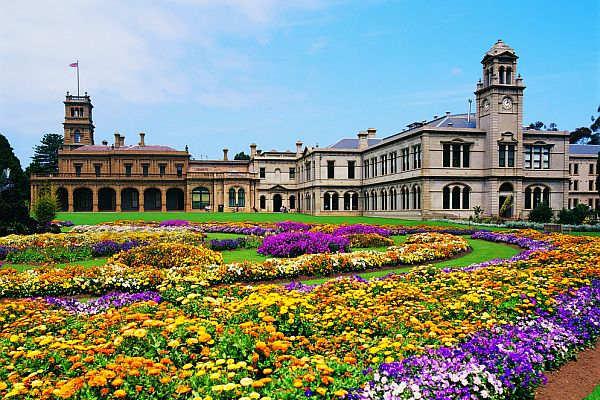 Werribee Mansion at Werribee Park