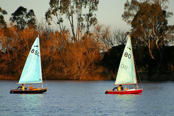 Sailing on Lake Guthridge, Sale