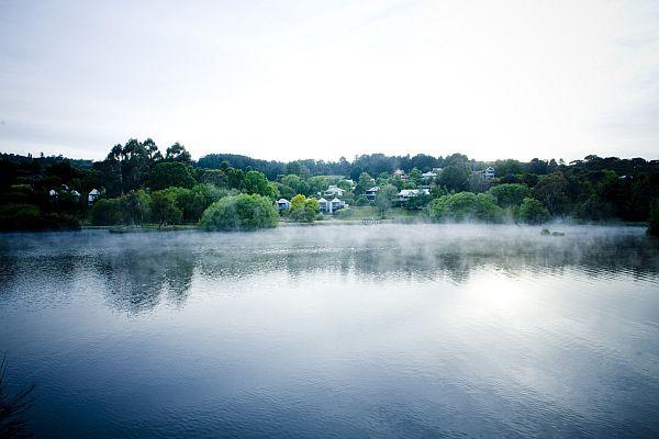 Misty Lake Daylesford
